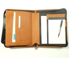 Deluxe Zippered iPad Organizer / Case