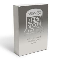 Gamespot Best of Gaming Award