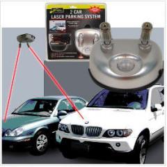 Two Car Laser Parking System