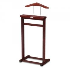 Wood Valet Stand