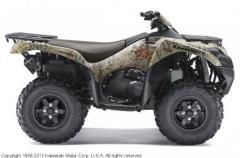 2013 Kawasaki Brute Force® 750 4x4i EPS Camo ATV