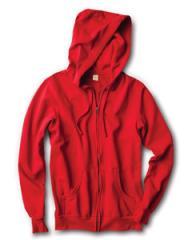 AA9290 Alternative Unisex Fleece Zip-Up Hoodie