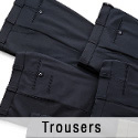 Top Authority Trousers - Navy Blue Only