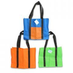 Polypropylene 3-Tone Tote Bag