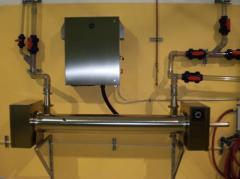 Ultraviolet Exposure Liquid Purification Units