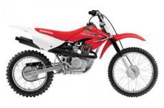 2013 Honda CRF100F Motorcycle