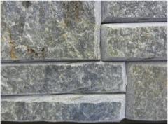 Seaglass тонкая каменная группа кварцита фанеры