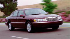 Lincoln Continental Car