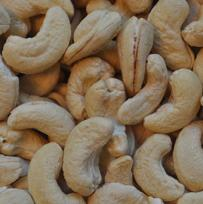 Organic Cashews - Shelled