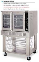 M Series Heavy Duty Majestic Convection Ovens