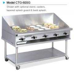 """CTG Thermostatic Control Griddles, 1"""""""