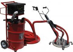 Sirocco PEV2 Vacuum reclaim systems