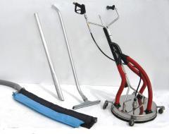 Wash water control tools