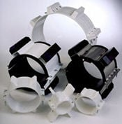 NEW FIELD-ADJUSTABLE RUNNERS FOR CASING SPACERS.