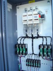 Single Point Power Panels