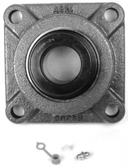4-Bolt Cast Iron Flange Units