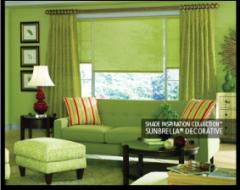 Solair Power Screen and Interior Shades