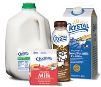 Crystal Milk