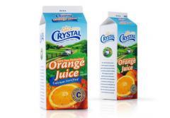 Crystal Juice & Water
