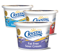 Crystal Sour Cream