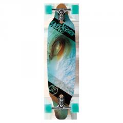 Sandblaster Deck Skateboard