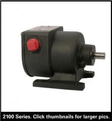 2100 Series zero speed switches