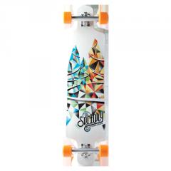 Faultline Deck Skateboard