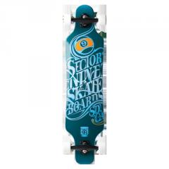 Mini Shaka Deck Skateboard