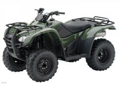 2013 Honda FourTrax® Rancher® 4x4 with EPS