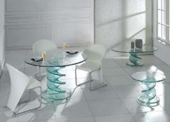 Glass tables brand