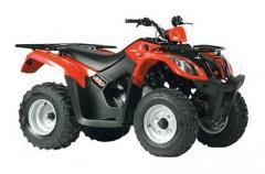 2013 Kymco MXU 150 ATV