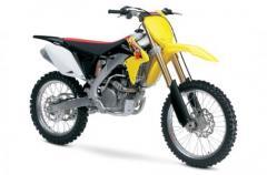 2013 Suzuki RM-Z250 Motorcycle