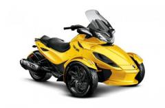 2013 Can-Am Spyder® ST-S - SM5 Motorcycle