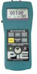Model 541 Frequency Calibrator with Totalizer