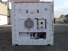EXPLOSION-PROOF REFRIGERATED CONTAINERS