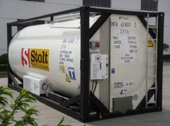 TANK CONTAINER REFRIGERATION & HEATING