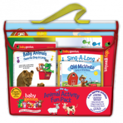 On-the-Go! Animal Activity Fun Pack