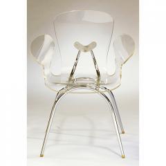 Cradle Acrylic Chair