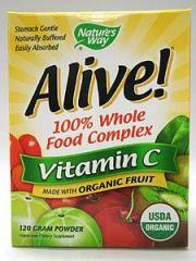 Organic Vitamin C Powder 120 gms