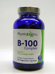 B-100 Complex 120 Vegetarian Capsules