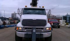 2001 Terex BT4792 Boom Truck