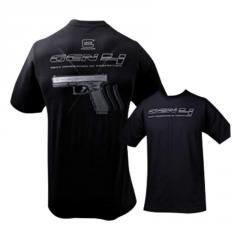 Glock Gen 4 T-Shirt Medium Black
