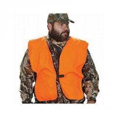 """Allen Big Man Vest Up To 60"""" Blaze Orange"""