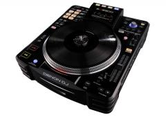 SC3900 Digital Media Turntable & DJ
