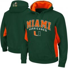 Miami Hurricanes Turf Fleece Pullover Hoodie –