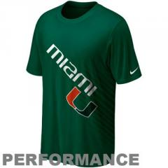 Nike Miami Hurricanes Football Legend Max Out