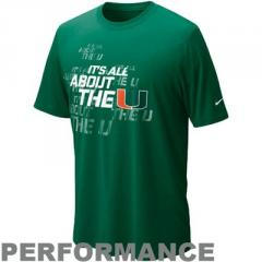 Nike Miami Hurricanes 2012 Football Official