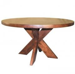 """Bentley 54"""" Round Dining Table"""