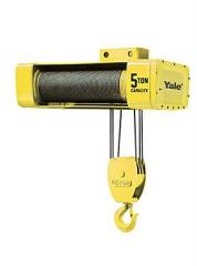Y80 Air Wire Rope Hoist Trolley (Double Reeved)