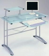 Curve Glass Table